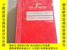 二手書博民逛書店REFERENCE罕見DATA FOR RADIO ENGINE