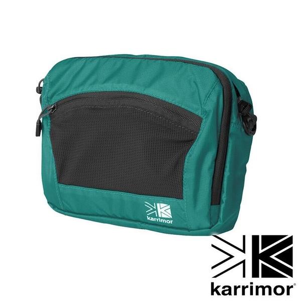 『VENUM旗艦店』【karrimor】Trek carry front bag多用途胸前包 3L『冰藍』53614TCFB