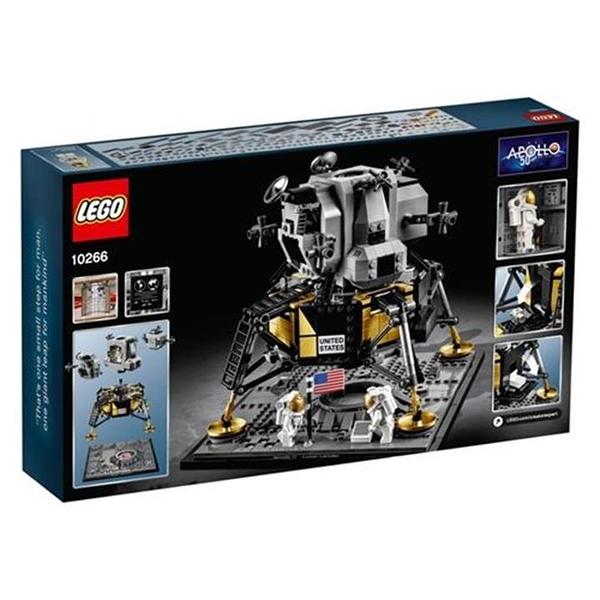 LEGO 樂高 10266 NASA Apollo 11 Lunar Lander