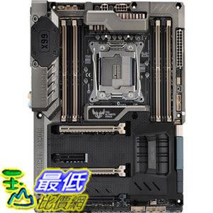 [美國直購 ShopUSA] 主機板 ASUS TUF SABERTOOTH X99 LGA2011-V3 DDR4 M.2 SATA 6Gb/s USB 3.1