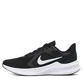Nike W Downshifter 10 [CI9984-001] 女鞋 慢跑 運動 休閒 輕量 緩衝 情侶 黑 白
