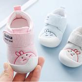 【3款】0-3歲 精品寶寶學步鞋 害羞兔兔柔軟棉柔軟底防滑 F3138 .39 .40