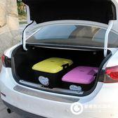 汽車收納車用儲物箱后備箱整理箱置物箱車載雜物盒汽車收納盒用品