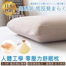 低反發記憶枕【人體工學 零壓力舒眠枕 -...