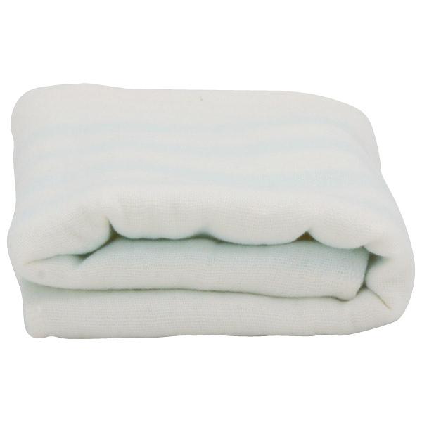 純棉紗布毛巾 BORDER TBL 34×80 NITORI宜得利家居