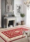 范登伯格 克拉瑪 貴族世家地毯/地墊-皇家(紅)-200x290cm