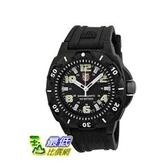 [美國直購 ] 手錶 Luminox Night View Black Carbon Reinforced Polymer Case Black Rubber Strap Mens Watch SU0201.SL $7047