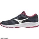 美津濃 MIZUNO 女慢跑鞋 EZRUN LX  (灰桃) 一般慢跑鞋 白鞋  J1GF181802【 胖媛的店 】