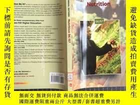 二手書博民逛書店ANNUAL罕見EDITIONS NUTRITION 06 07