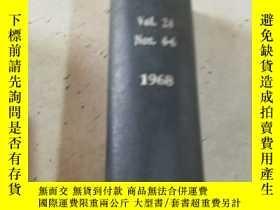 二手書博民逛書店journal罕見of the physical society of japan Vol.24 Nos.4-6