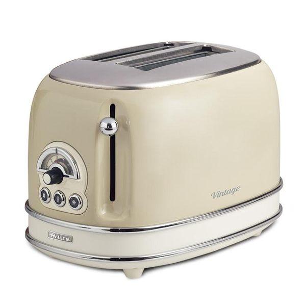 烤麵包機Ariete/阿裡亞特 155烤麵包機家用早餐機多士爐吐司機復古全自動NMS 220v 小明同學