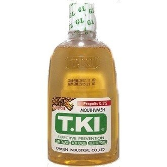 T.KI 鐵齒蜂膠漱口水 350ML/瓶 買1送1◆德瑞健康家◆