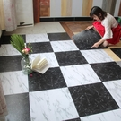 3D立體地貼 加厚地板革pvc地板貼地板耐磨鋪防水泥地直接鋪家用自粘貼紙TW【快速出貨八折鉅惠】