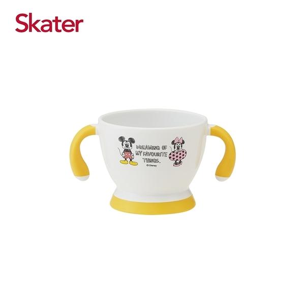 Skater 離乳雙耳杯(180ml)-米奇[衛立兒生活館]