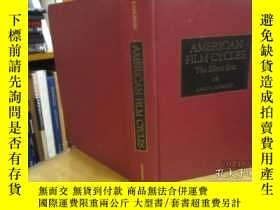 二手書博民逛書店American罕見Film Cycles: The Silen