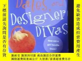 二手書博民逛書店Mates,罕見Dates, and Designer DivasY10980 Cathy Hopkins C