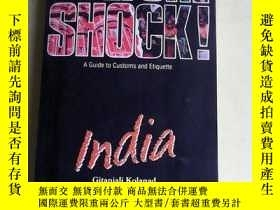 二手書博民逛書店Culture罕見Shock! India: A Guide to Customs and Etiquette 英