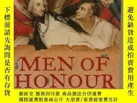 二手書博民逛書店特拉法格海戰與大英帝國的英雄罕見Men of Honour:Tr
