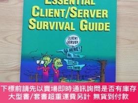 二手書博民逛書店Essential罕見Client Server Survival GuideY284058 Robert O
