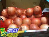 [COSCO代購] C328 紐西蘭洋蔥 NEW ZEALAND ONION 3公斤