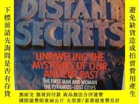 二手書博民逛書店Distant罕見Secrets:Unraveling the