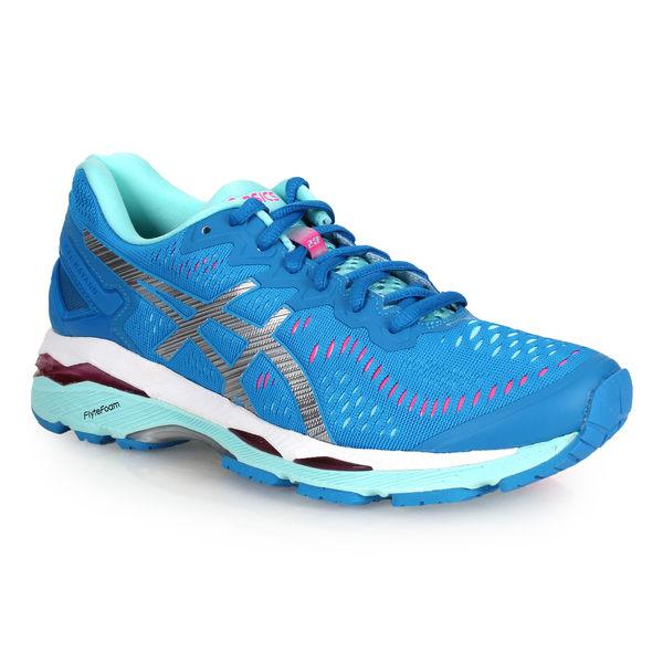 ASICS GEL-KAYANO 23 女慢跑鞋(免運 跑步 亞瑟士 ≡體院≡