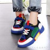 男童運動鞋學生兒童休閒鞋韓版女童透氣網鞋寶寶童鞋『CR水晶鞋坊』