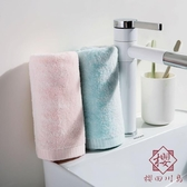 柔軟加厚小方巾毛巾全棉洗臉吸水手巾家用男女【櫻田川島】
