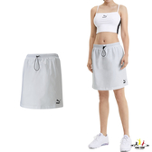 Puma Classics 女款 白色 裙子 運動 休閒 聯名 Jolin 夏日穿搭 短風裙 59861702