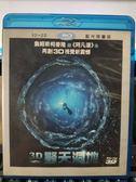 挖寶二手片-Q00-1135-正版BD【3D驚天洞地】-藍光電影