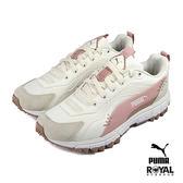Puma Trailwolf 米色 皮質 復古 運動休閒鞋 女款 NO.J0026【新竹皇家 37188904】