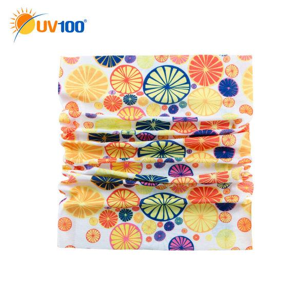 快速出貨 UV100 防曬 抗UV ORG風情百變萬用巾-繽紛風潮