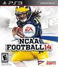PS3 NCAA Football 14 NCAA 橄欖球14(美版代購)