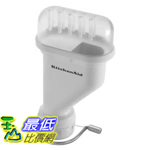 [104美國直購] KitchenAid KPEXTA Stand-Mixer Pasta-Extruder Attachment 攪拌機配件 義大利麵 製麵機