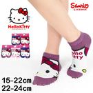 三麗鷗 Kitty直版襪 超大臉款 台灣製 Sanrio