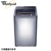 【Whirlpool惠而浦】7公斤定頻直立式洗衣機WM07GN