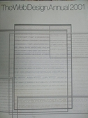 【書寶二手書T7/網路_EBK】The Web Design Annual 2001_GRAPHIC-SHA