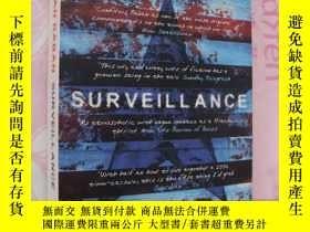 二手書博民逛書店Surveillance罕見《監視》 Y85718 JONATH