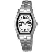 FIORUCCI 新.維多利亞時尚腕錶(黑)