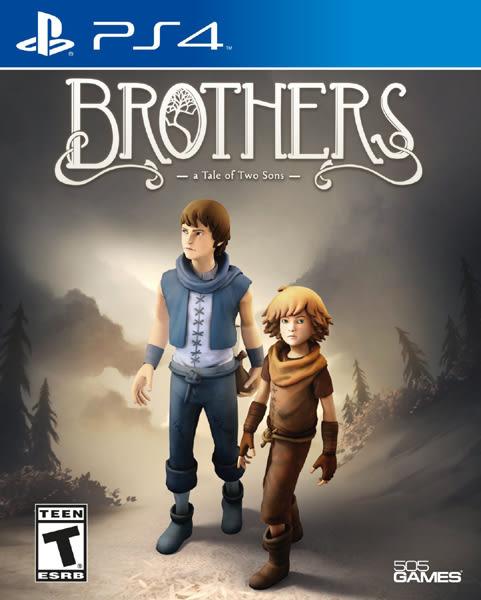PS4 兄弟:雙子傳(美版代購)