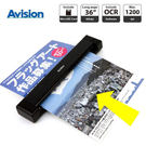AVISION 虹光 ScanQ 手持式 行動 掃描器