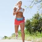 運動腰包男女跑步手機包7寸大容量輕薄透氣防水貼身戶外多功能包 LJ5239【極致男人】