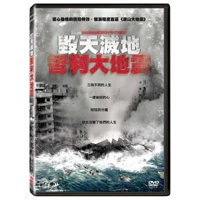 毀天滅地:智利大地震DVD