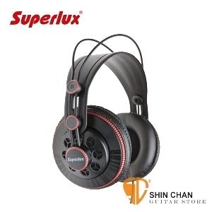 耳機►Superlux HD681 動圈式 半開放式專業監聽耳機  (紅色) HD-681 頭戴式/耳罩式