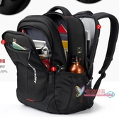 書包 電腦背包男士雙肩包旅行大容量時尚潮流高中初中學生書包女大學生