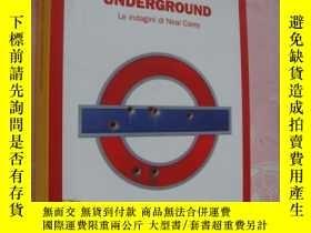 二手書博民逛書店London罕見Underground 意大利語原版Y85718