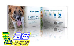 [105美國直購] Mars Veterinary Wisdom Panel 3.0 Breed Identification DNA Test Kit