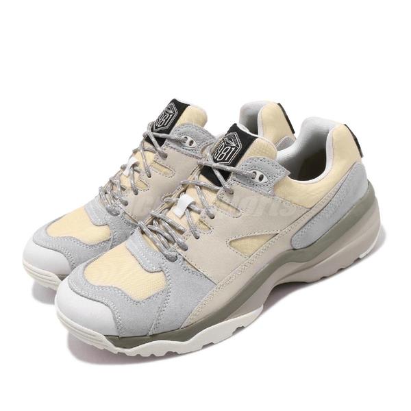 Merrell 休閒鞋 Boulder Range 米白 白 男鞋 麂皮 運動鞋 【ACS】 ML06195