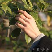 純銀樹枝戒指情侶對戒連理枝