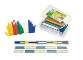 教具系列 尺軌(上下印刷) #1006  智高積木 GIGO 科學玩具 (購潮8)